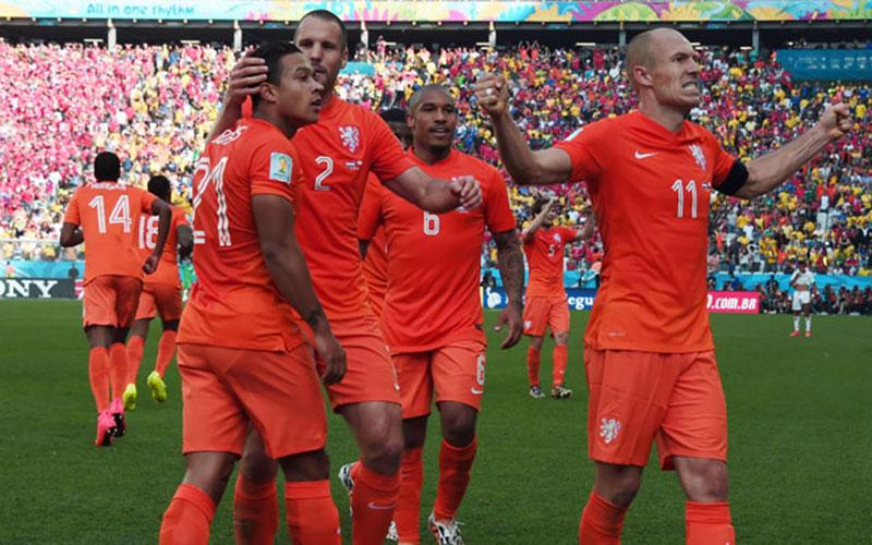 Coupe du monde 2014 : Les Pays-Bas, sérieux client