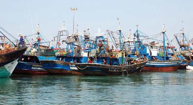 Hausse de 35% de la production nationale de la pêche côtière et artisanale à fin février 2013