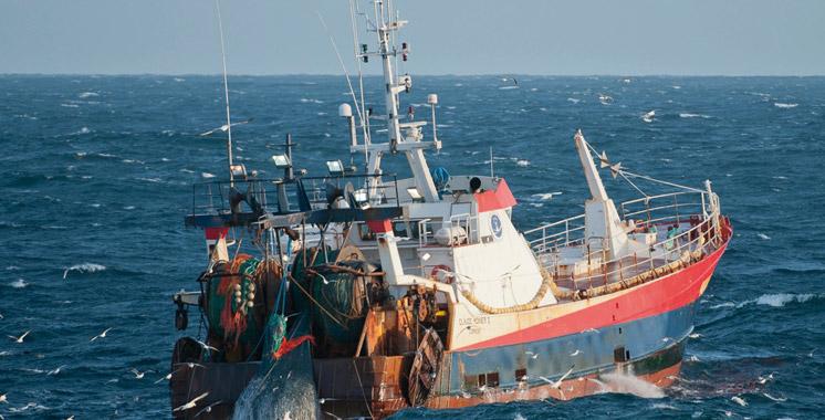 Huit marins pêcheurs repêchés sains et saufs au large de Témara