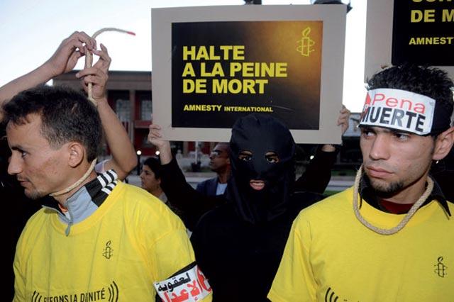 Le Maroc appelé à abolir la peine de mort