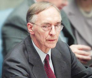 Processus de Manhasset : le Département d'Etat américain apporte son soutien à Peter van Walsum