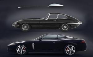 Coupés Jaguar : Des félins nés par le dos de la cuillère