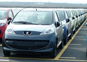 Ventes de voitures neuves : Une baisse attendue