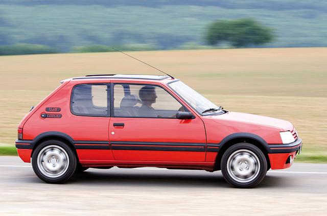 Il était une fois : Peugeot 205 GTi, la «bombinette»