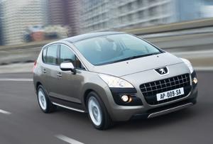 Peugeot 3008 : une 308 gonflée à bloc