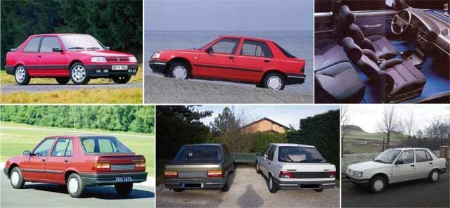 Il était une fois…, Peugeot 309 : 20 ans après !