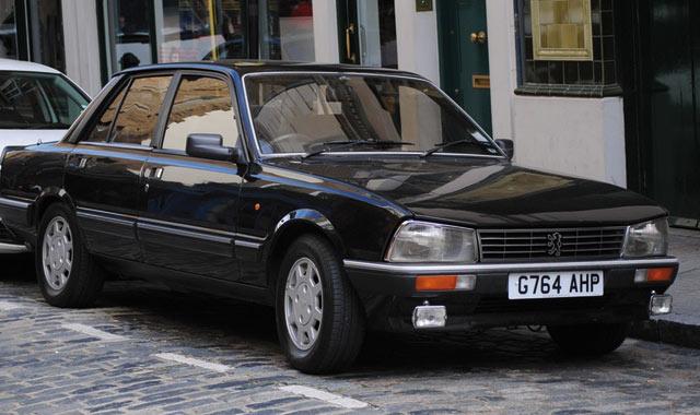 Il était une fois… Peugeot 505 : La «Mercedes française»