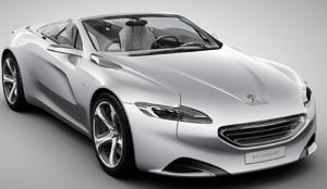 Peugeot SR1 Concept : les futures facettes du Lion