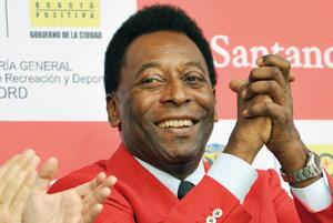 Brésil : Pelé impressionné par l'Allemagne, moins par Maradona