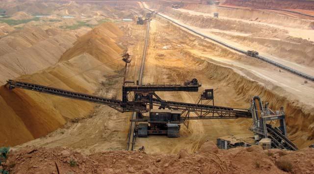 Les phosphates tirent vers le haut les exportations