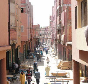 PJD : Chakira met le feu à Khénifra