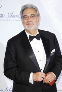 Placido Domingo reçoit le 1er Prix Birgit Nilsson