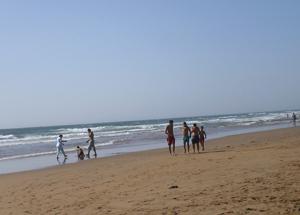 La plage de Skhirat décroche le label «Pavillon bleu»