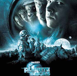 Box-office nord-américain : «La Planète des singes» reste en tête