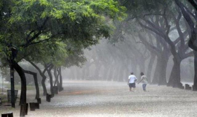 De fortes pluies prévues de jeudi à  dimanche sur le Royaume