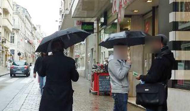 Les pluies de retour sur le Royaume à partir d aujourd hui