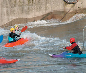 Canoë-kayak : Peu de participants à la Coupe du Trône