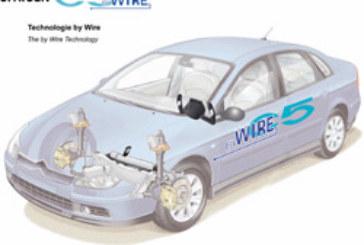 """Citroën expérimente la technologie """"by Wire"""""""