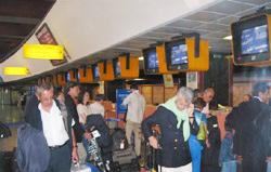 Fausse alerte à la bombe : deux marocains en cause
