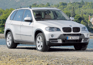Nouveau BMW X5 : toujours au sommet de la hiérarchie