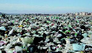 Assa-Zag : Campagne de collecte des sacs en plastique