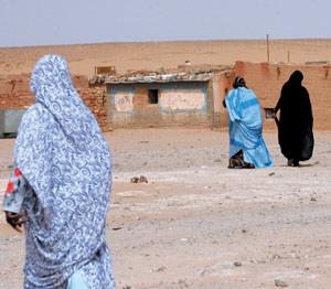 Sahara : Retour au pays d'une famille de huit membres