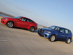 BMW X5 M et X6 M : Le Cayenne en ligne de mire