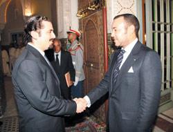 Liban : Saâd Hariri au Maroc