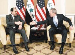 Irak : Rencontre sous de mauvais auspices