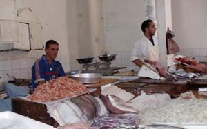 Le prix du poisson a baissé de 8% entre août et septembre