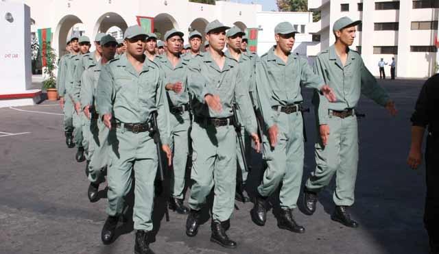 L Etat met le paquet sur la sécurité et l ordre public en 2012