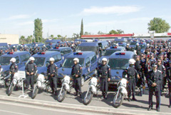 Police : Les GUS passent à la trappe
