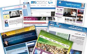 Comment veulent-ils séduire les jeunes ? : Seuls 7 partis politiques sur 34 sont présents sur le web