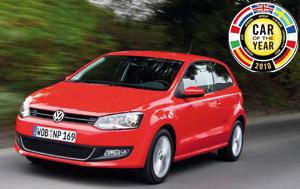 Volkswagen Polo : élue «Voiture de l'année» 2010