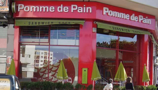 Pomme de Pain : Cinq ans, cinq  restaurants