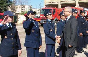 Tadla-Azilal : la Protection civile célèbre sa journée mondiale
