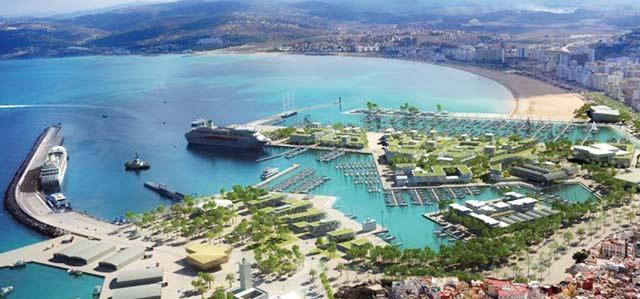 D un coût global de plus de 6,5 milliards de dirhams : La reconversion du port Tanger-ville va bon train