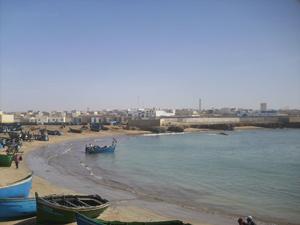 Boujdour : Le port de la ville opérationnel au début 2010