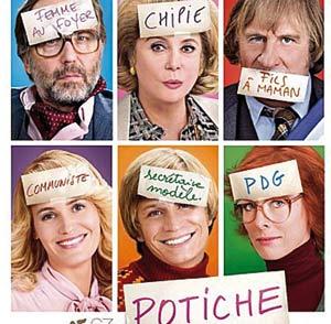 20ème édition de la semaine du film européen : «Potiche» de François Ozon ouvre le bal