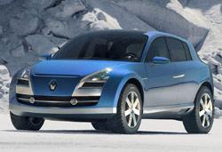 Renault ne renonce pas au haut de gamme