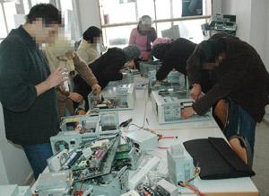 Éducation familiale et initiation à la technologie : Acquérir les techniques professionnelles élémentaires