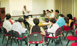 Formation : De jeunes européens apprennent l'Arabe