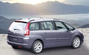 Citroën C4 Picasso : futur monospace de référence