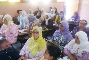Beni Mellal : Des mesures pour lutter contre l'analphabétisme