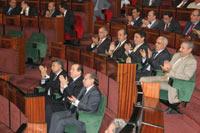 Loi sur les partis : les dernières retouches