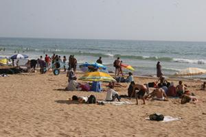 Neuf plages déclarées non conformes