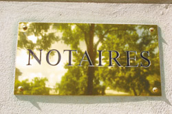Notariat : la réforme qu'il faut