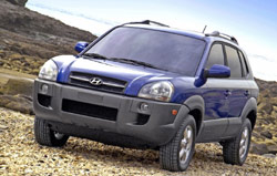 Hyundai Tucson : un 4×4 qui marche à grands pas