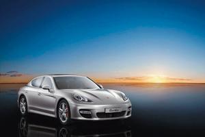 Porsche Panamera: Une 911 pour la famille