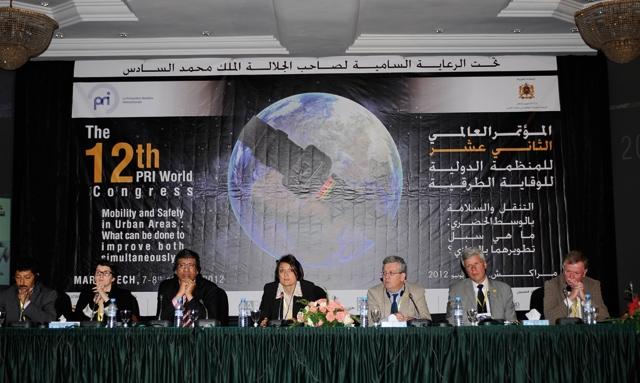 PRI: «Déclaration de Marrakech», un nouvel engagement pour sauver des vies